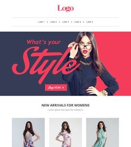 Fashion Template 020-thumbnail