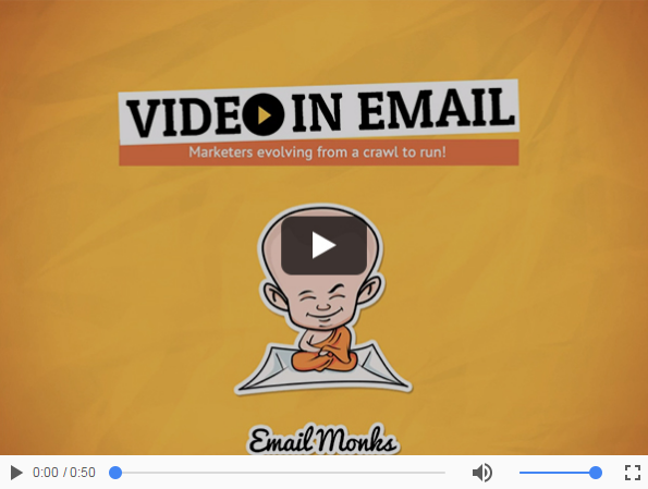 video optimization in email