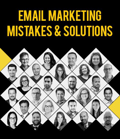 Email Marketing Blunders: Experts Speak