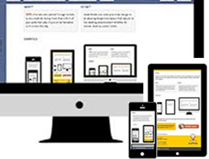 Responsive Email Layout