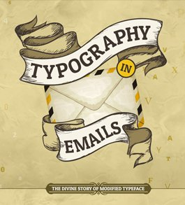 Typography in Email: Getting best font for email